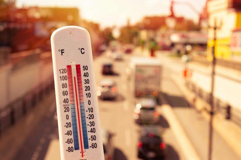 California Temperature